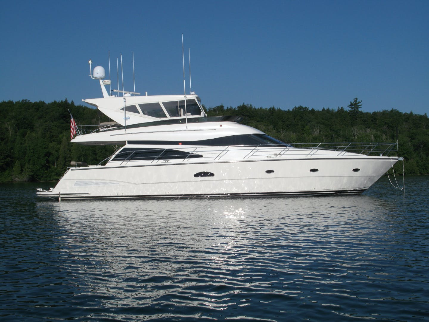 2004 Neptunus 62' Cruiser ANDIAMO | Picture 1 of 113