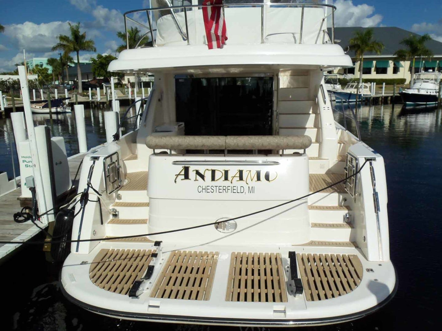 2004 Neptunus 62' Cruiser ANDIAMO | Picture 4 of 113