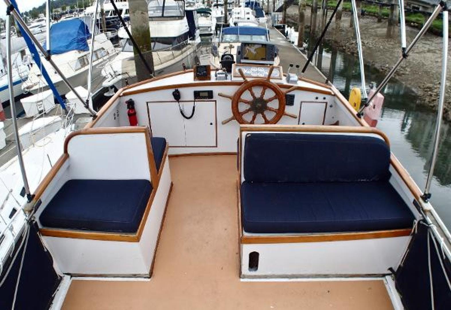 1972 Grand Banks 36' TriCabin  | Picture 4 of 12