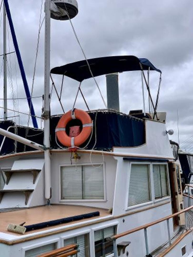 1972 Grand Banks 36' TriCabin  | Picture 5 of 12