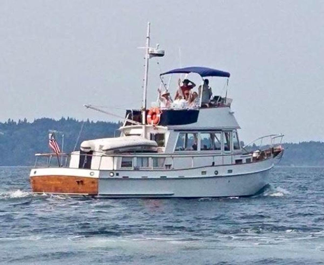 1972 Grand Banks 36' TriCabin  | Picture 1 of 12