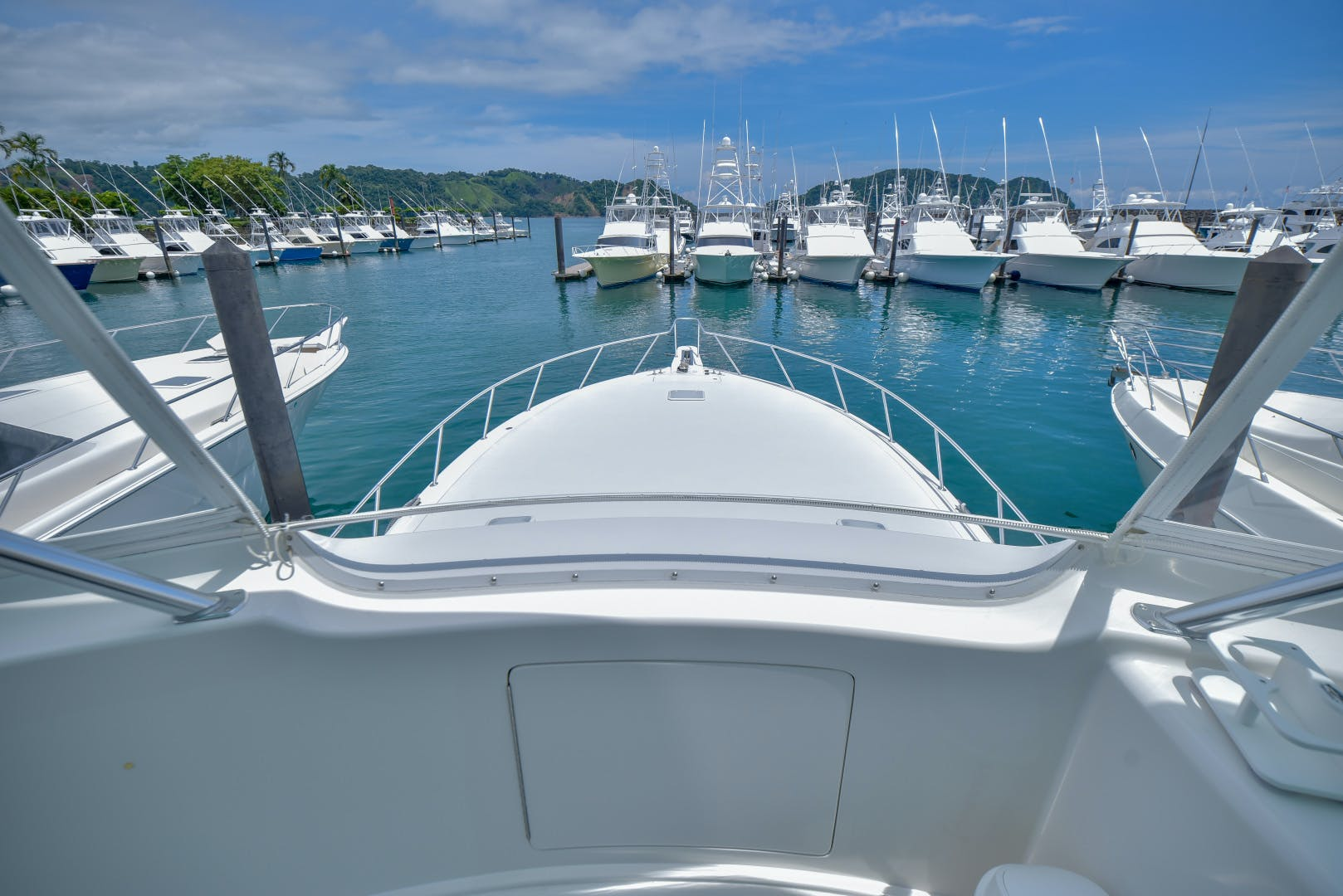 2006 Viking 56' 56 Convertible Done Deal | Picture 4 of 61
