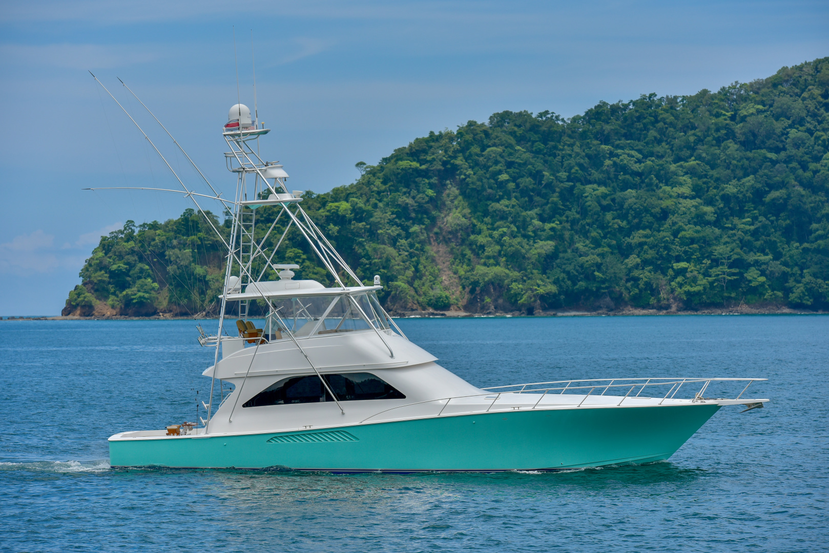 """2006 Viking 56' 56 Convertible """"Done Deal"""""""