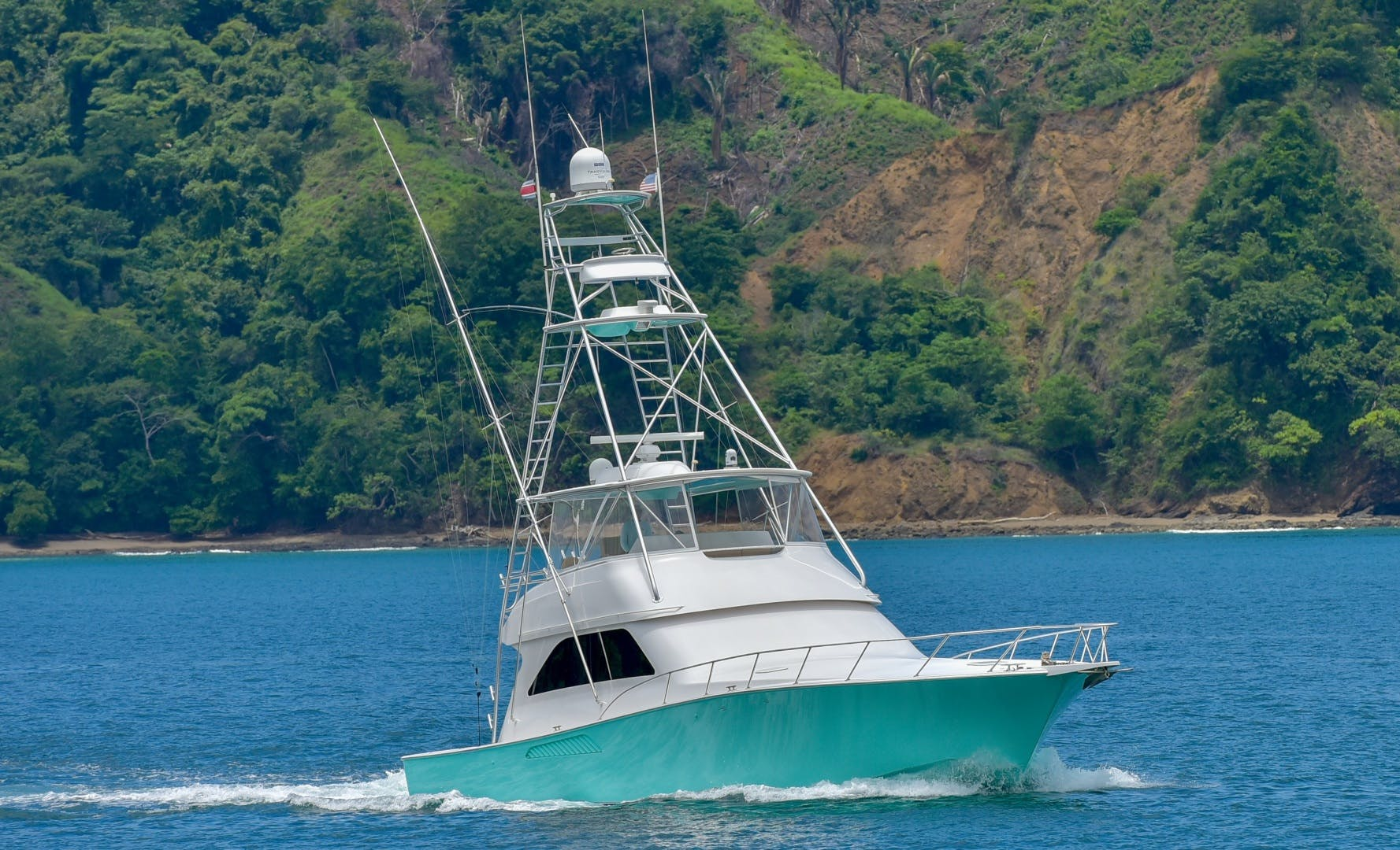 2006 Viking 56' 56 Convertible Done Deal | Picture 2 of 61
