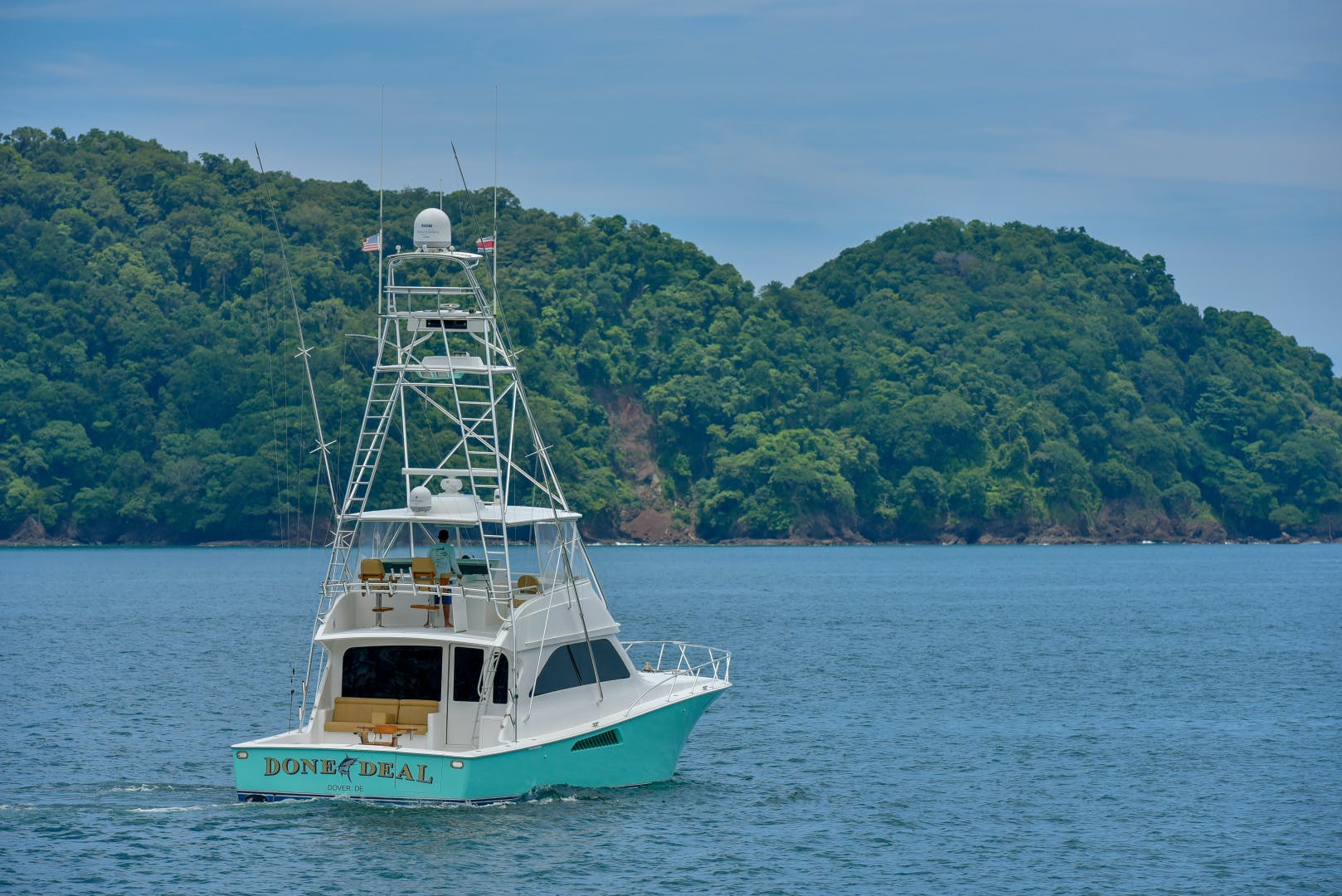 2006 Viking 56' 56 Convertible Done Deal | Picture 3 of 61