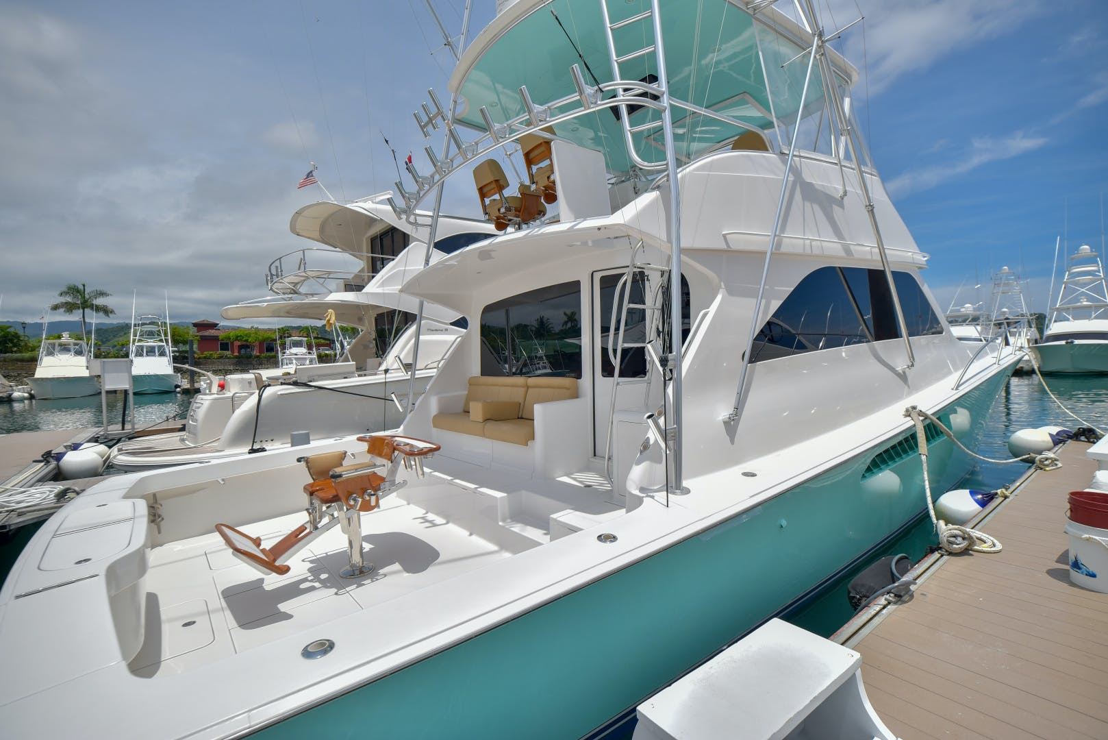 2006 Viking 56' 56 Convertible Done Deal | Picture 1 of 61