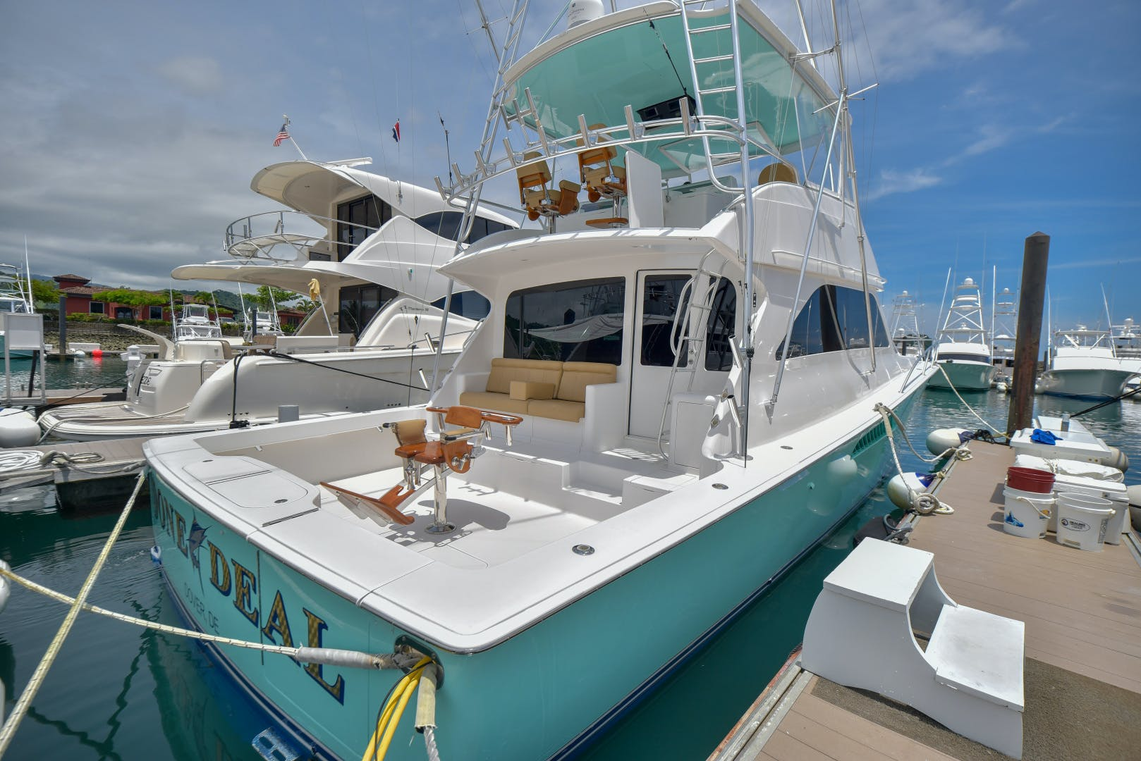 2006 Viking 56' 56 Convertible Done Deal | Picture 7 of 61