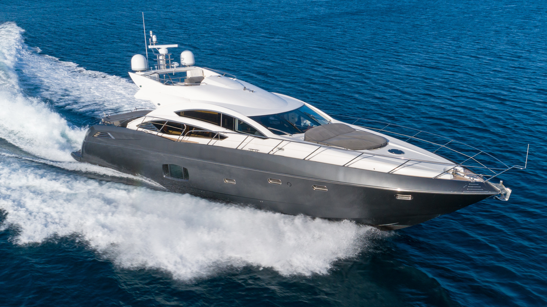 "2009 Sunseeker 74'  ""SAM JADE"""