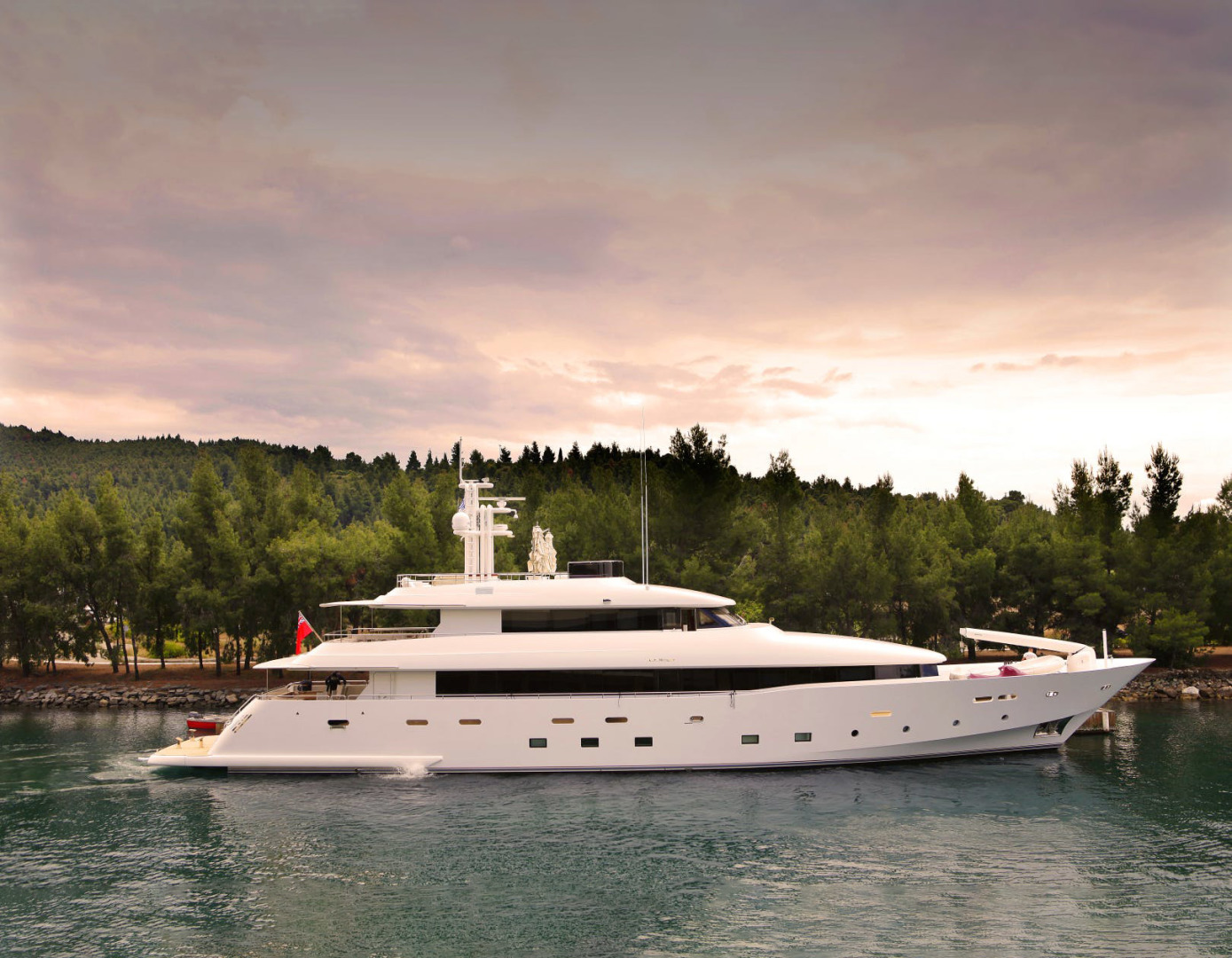 "2012 Avangard Yachts 138' 2014 ""MR MOUSE"""