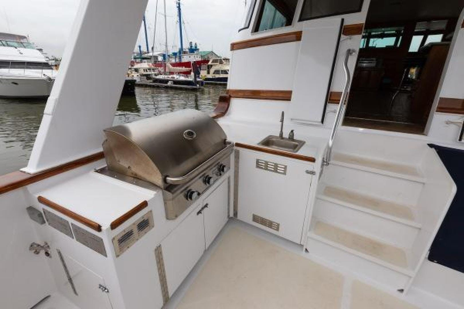 1967 Burger 81' Motoryacht  | Picture 6 of 49