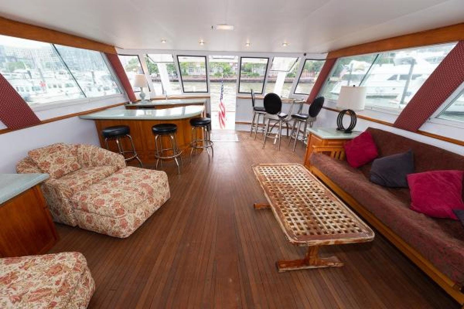 1967 Burger 81' Motoryacht  | Picture 7 of 49