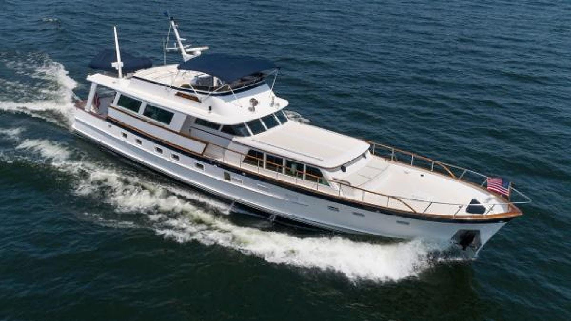 1967 Burger 81' Motoryacht  | Picture 3 of 49