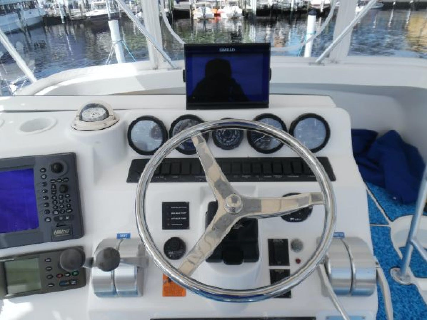 2004 Luhrs 36' 36 Convertible Lucky Lady | Picture 7 of 85