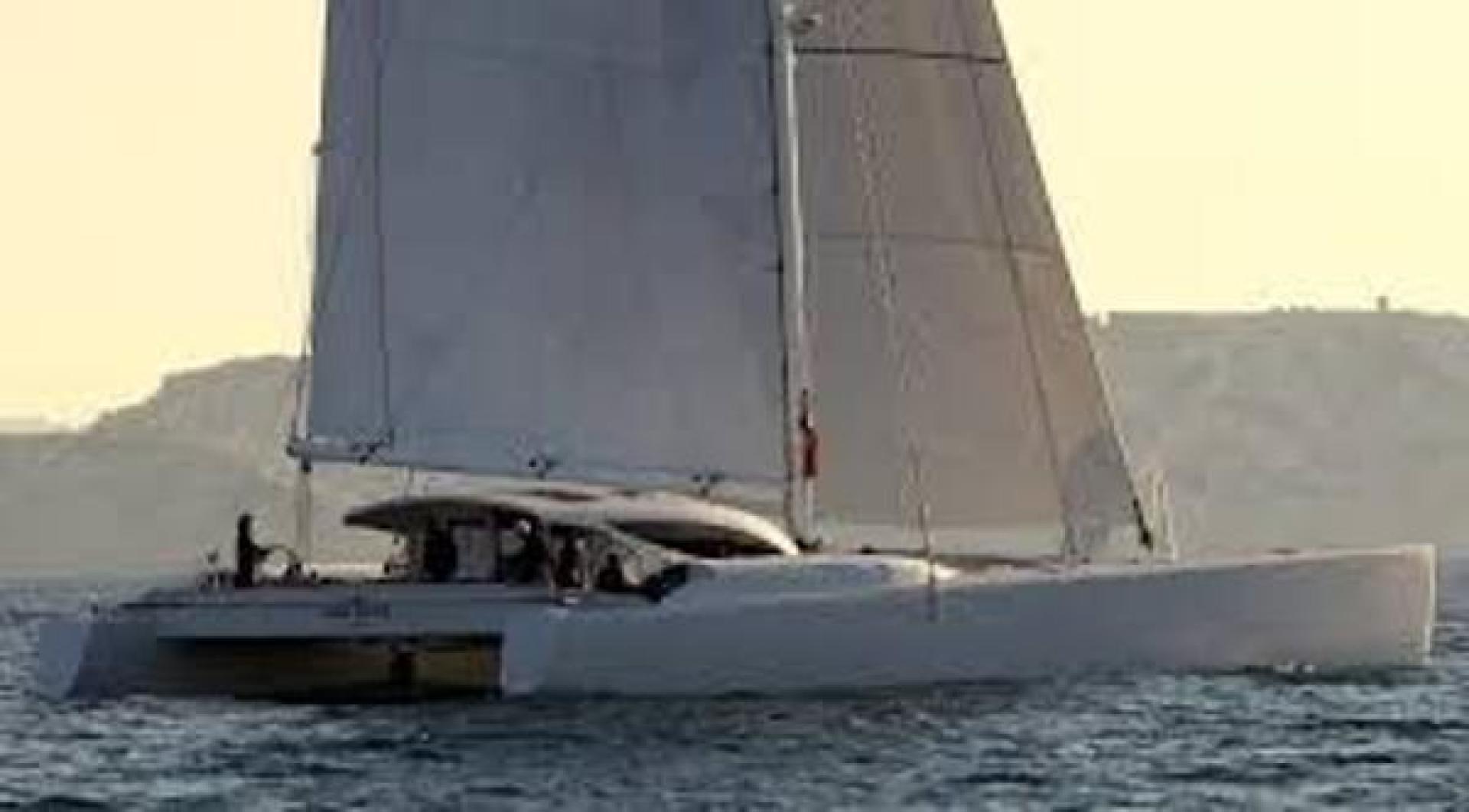 2009 Custom 72' Sailing Catamaran