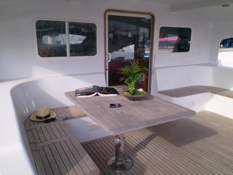 2009 Custom 72' Sailing Catamaran  | Picture 8 of 35