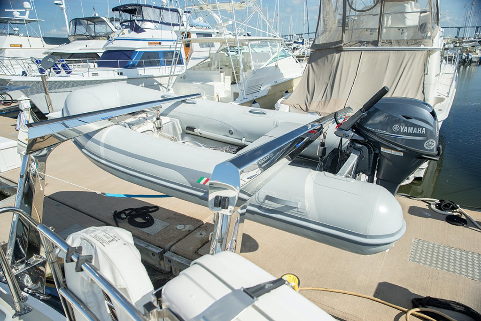 1999 Tayana 65' Tayana 65 PINTAIL | Picture 5 of 35