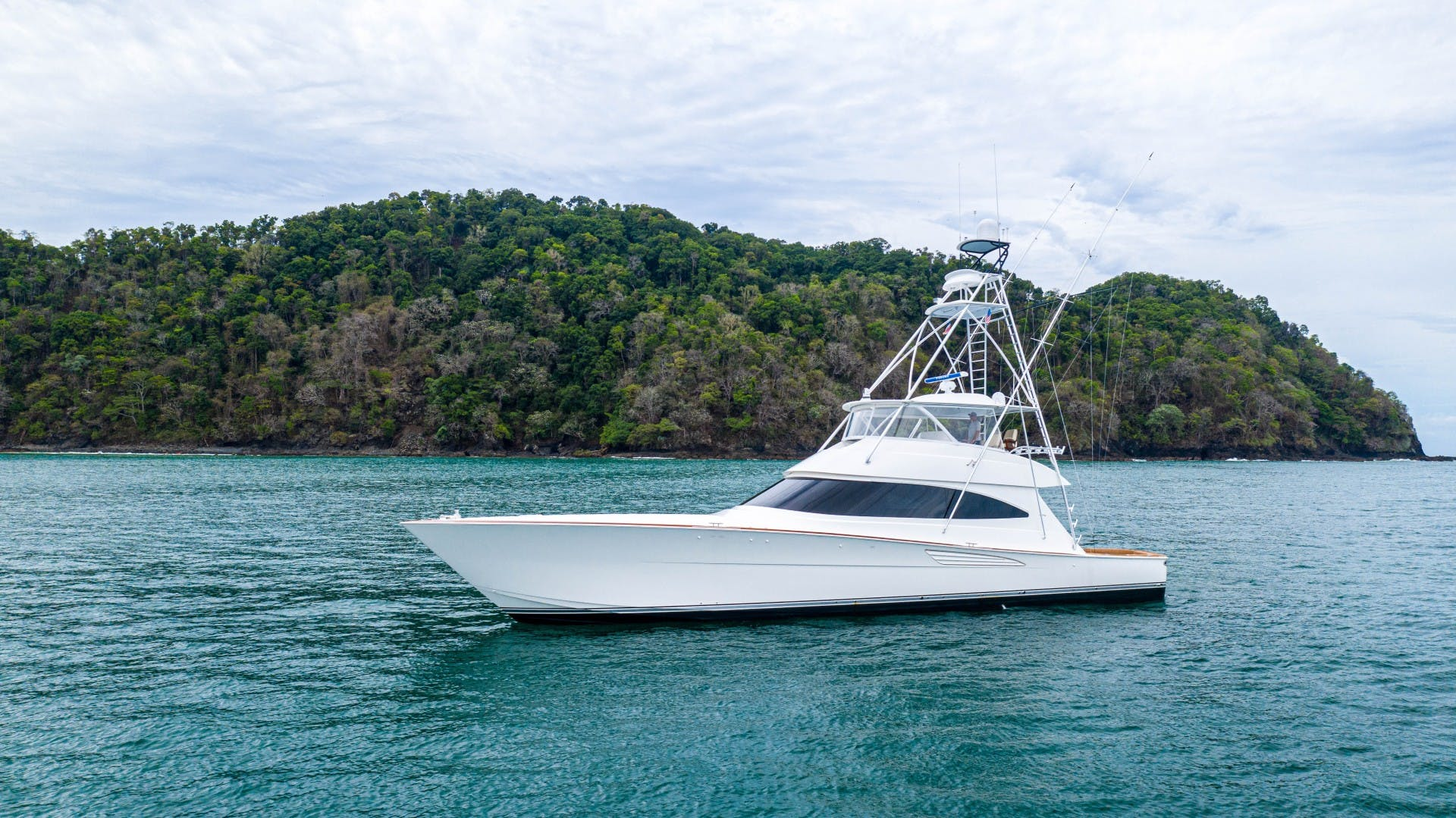 2019 Viking 72' 72 Convertible GOOSE | Picture 8 of 98