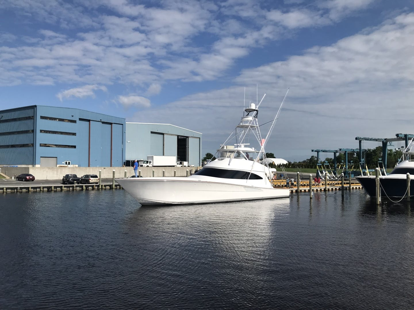 2019 Viking 72' 72 Convertible GOOSE   Picture 4 of 4