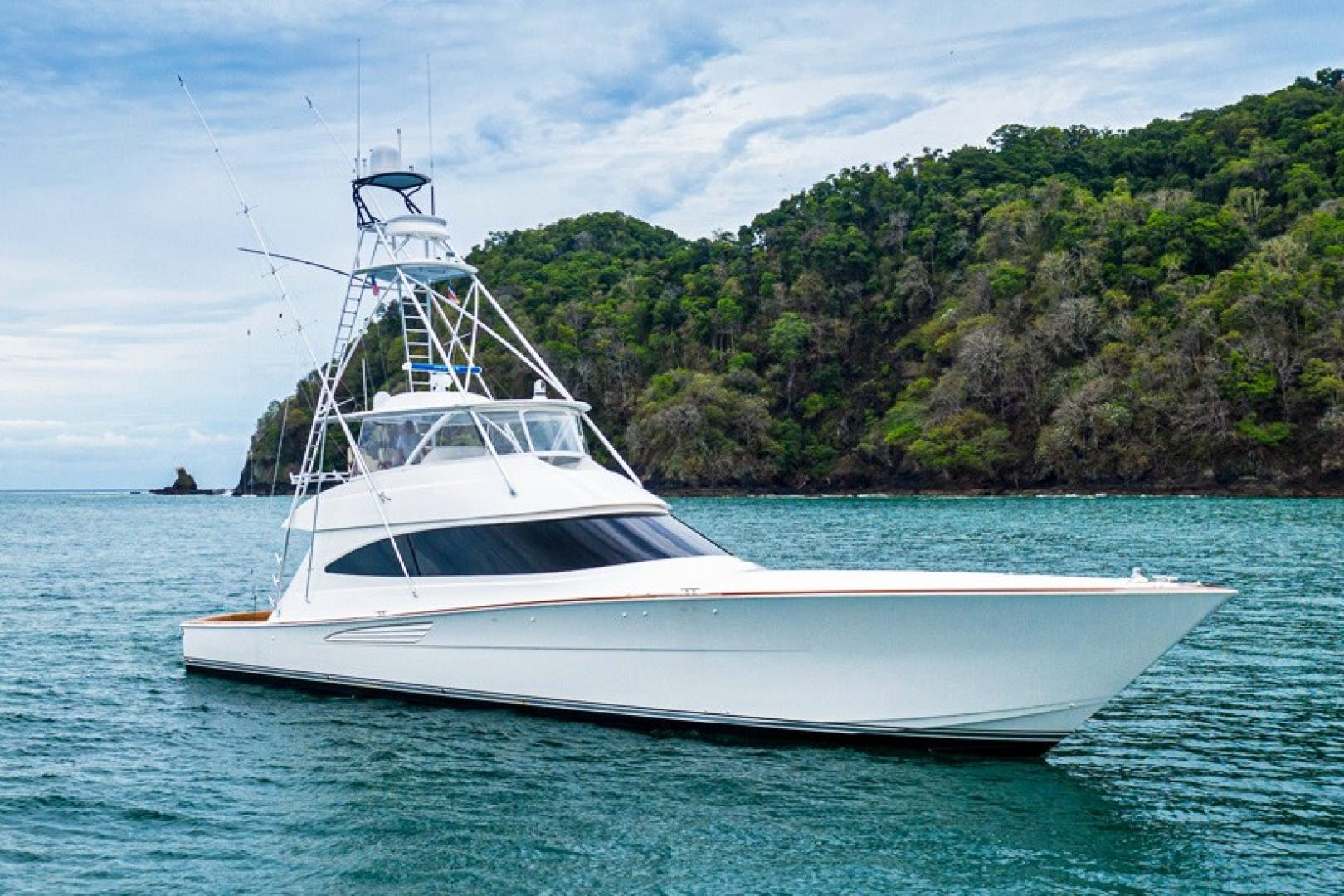 2019 Viking 72' 72 Convertible GOOSE | Picture 1 of 98