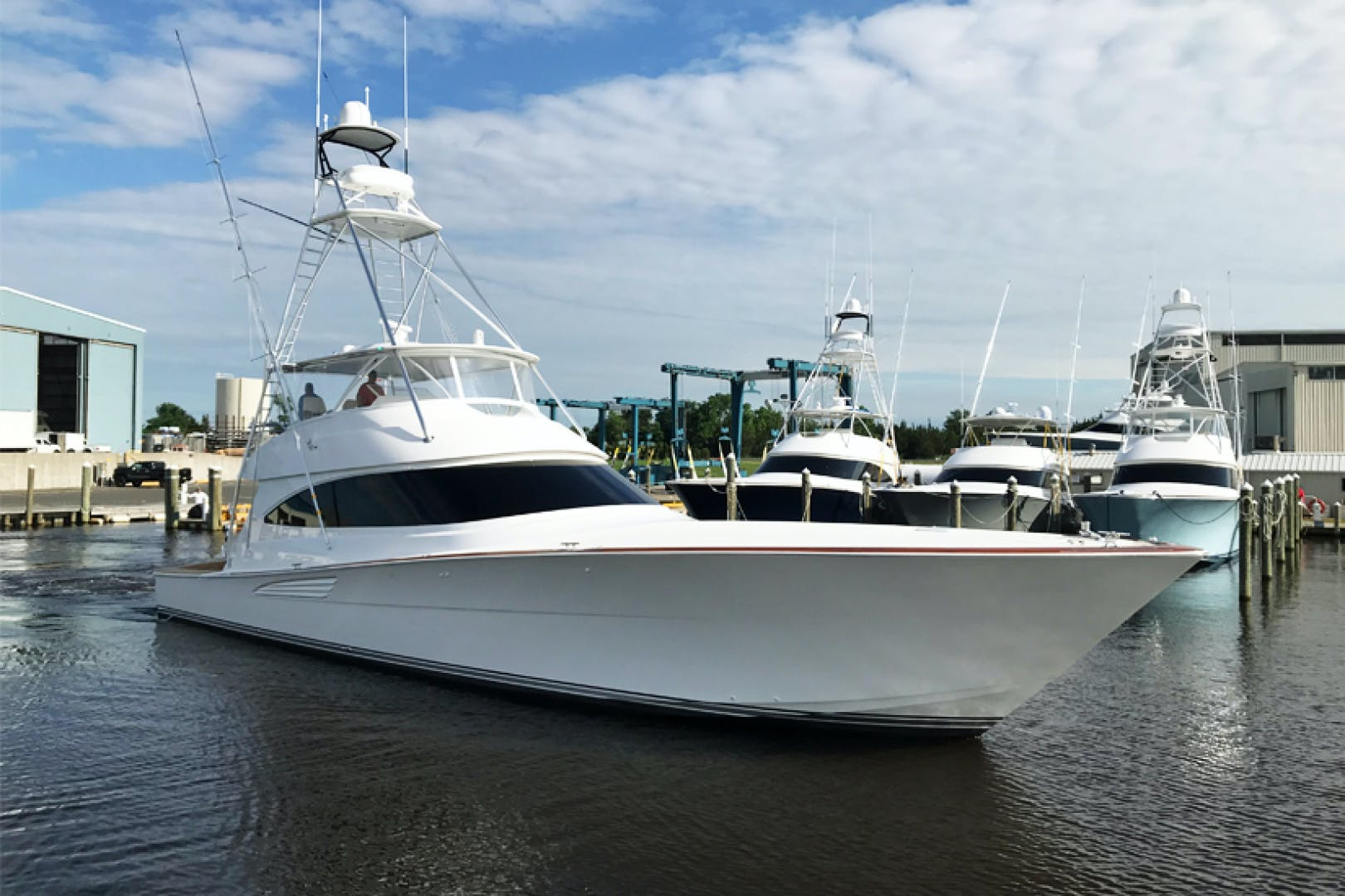 2019 Viking 72' 72 Convertible GOOSE | Picture 1 of 5