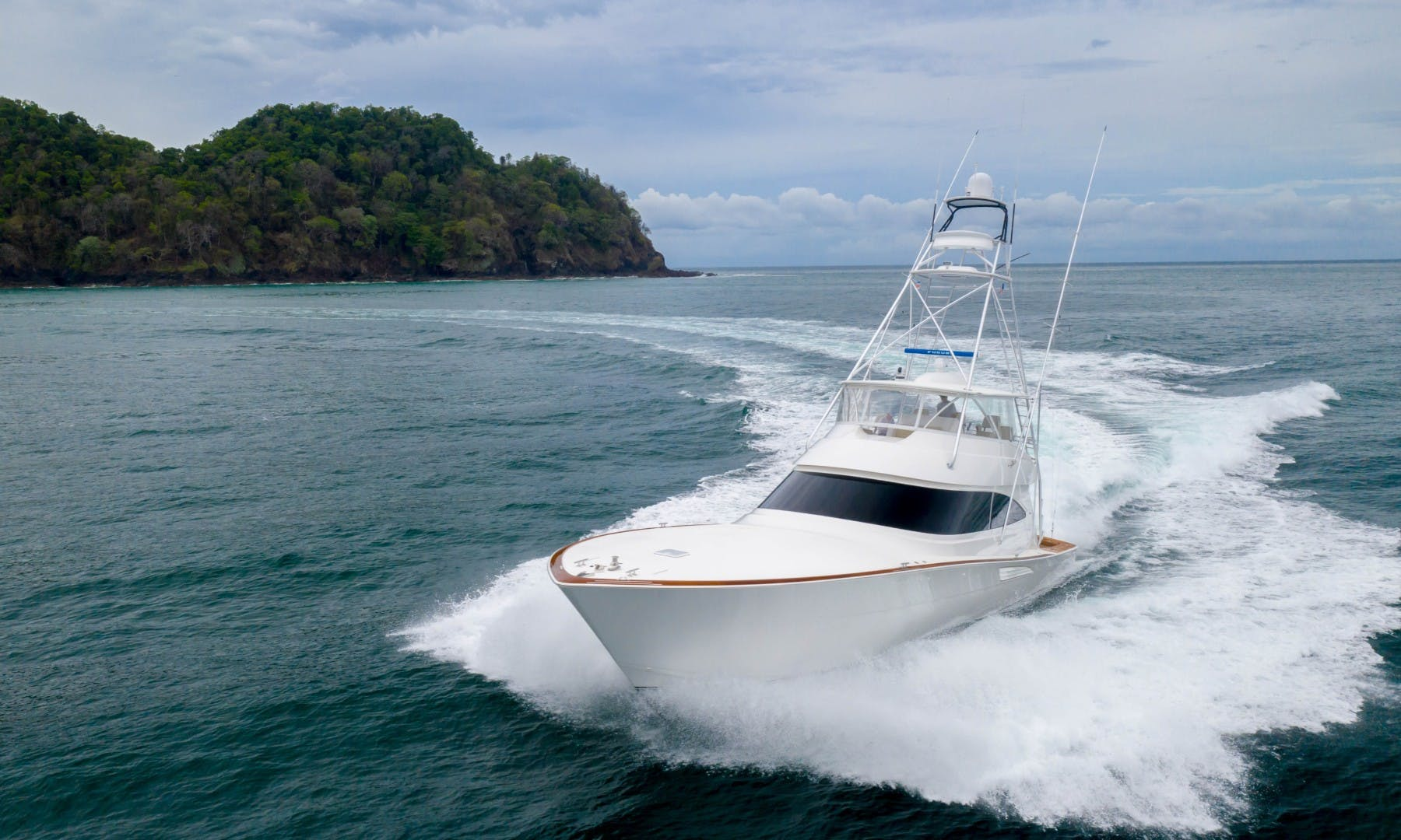 2019 Viking 72' 72 Convertible GOOSE | Picture 2 of 98