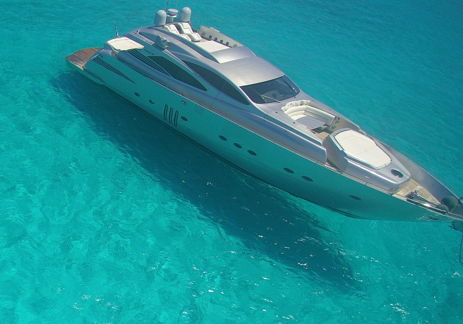 2007 Pershing 90' 90 YCM 90 | Picture 5 of 109