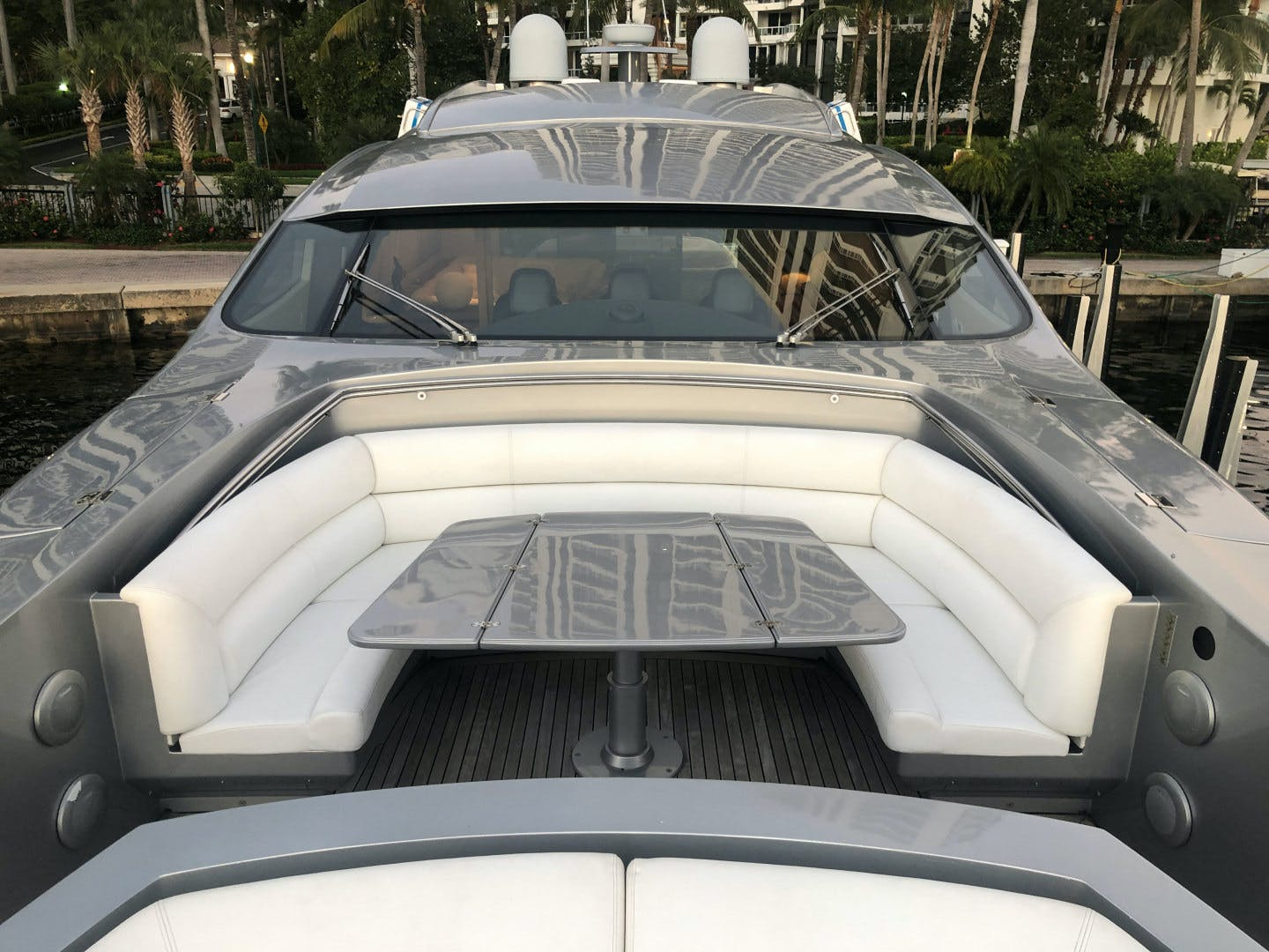 2007 Pershing 90' 90 YCM 90 | Picture 6 of 109