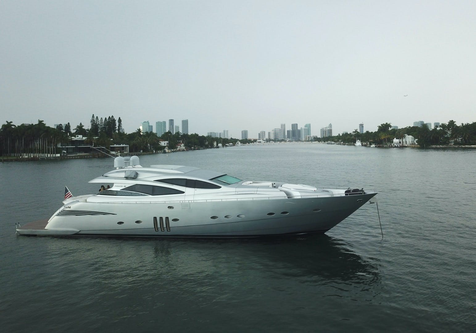 2007 Pershing 90' 90 YCM 90 | Picture 4 of 109