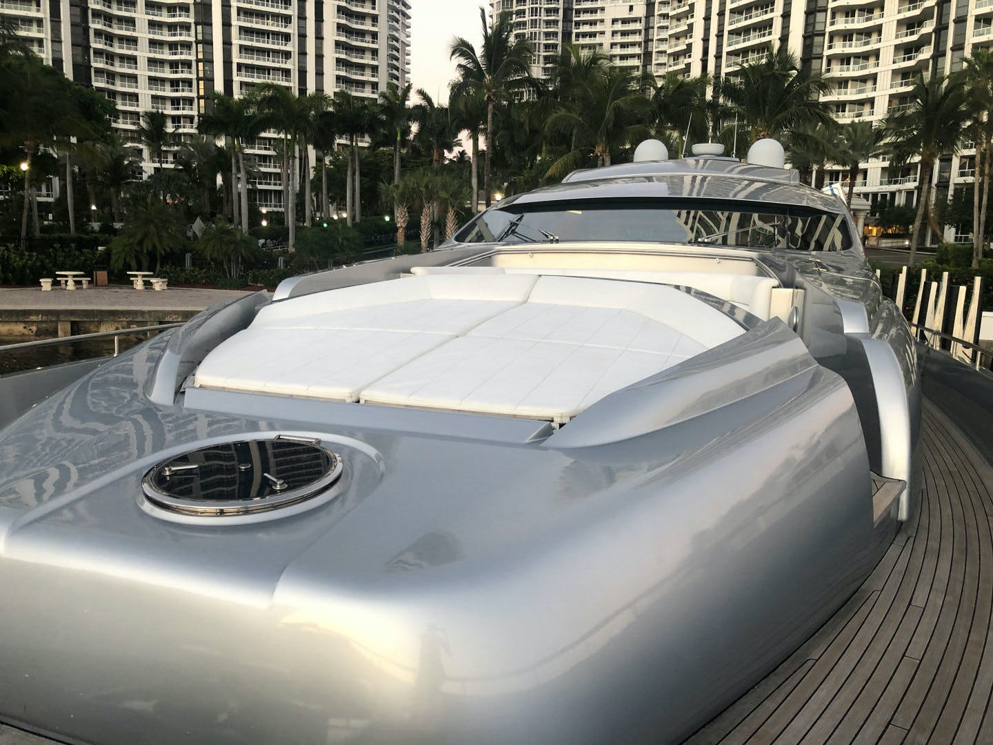2007 Pershing 90' 90 YCM 90 | Picture 3 of 109