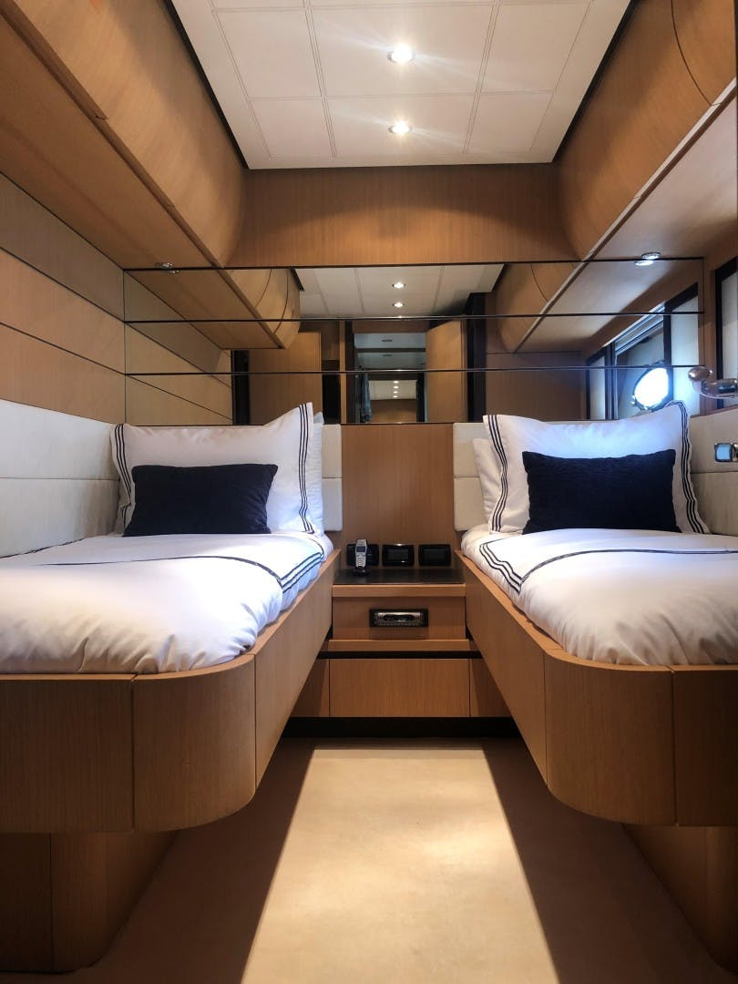 2007 Pershing 90'  YCM 90 | Picture 4 of 85