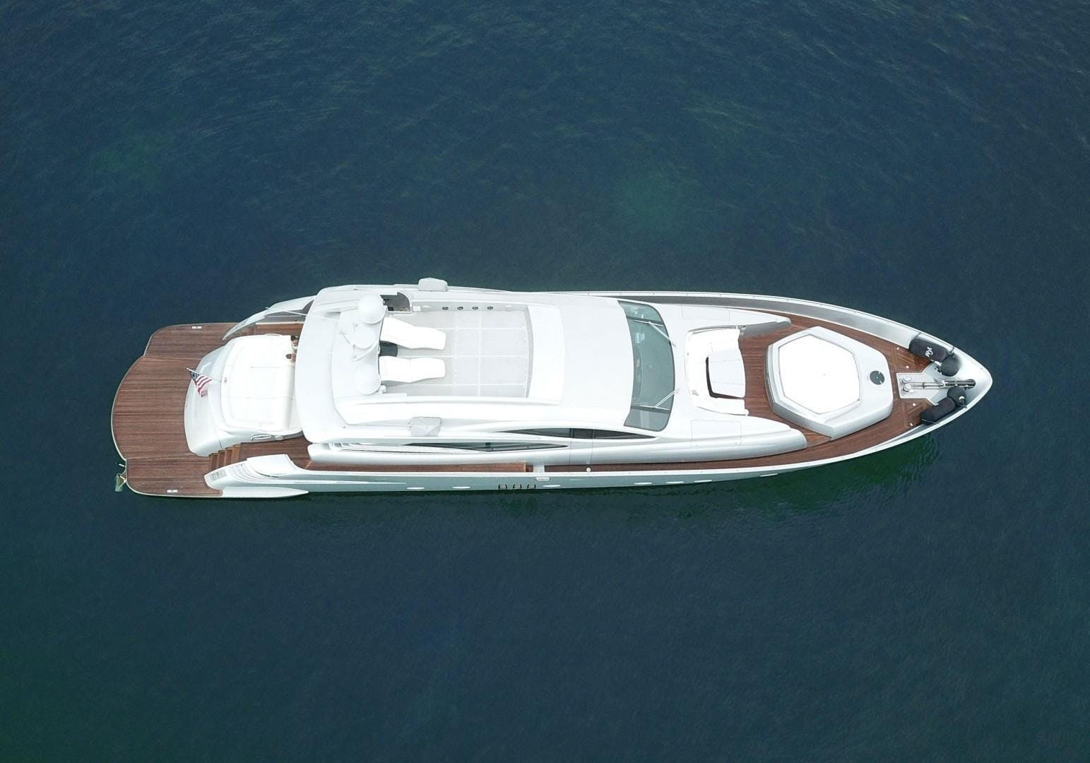 2007 Pershing 90'  YCM 90 | Picture 5 of 85