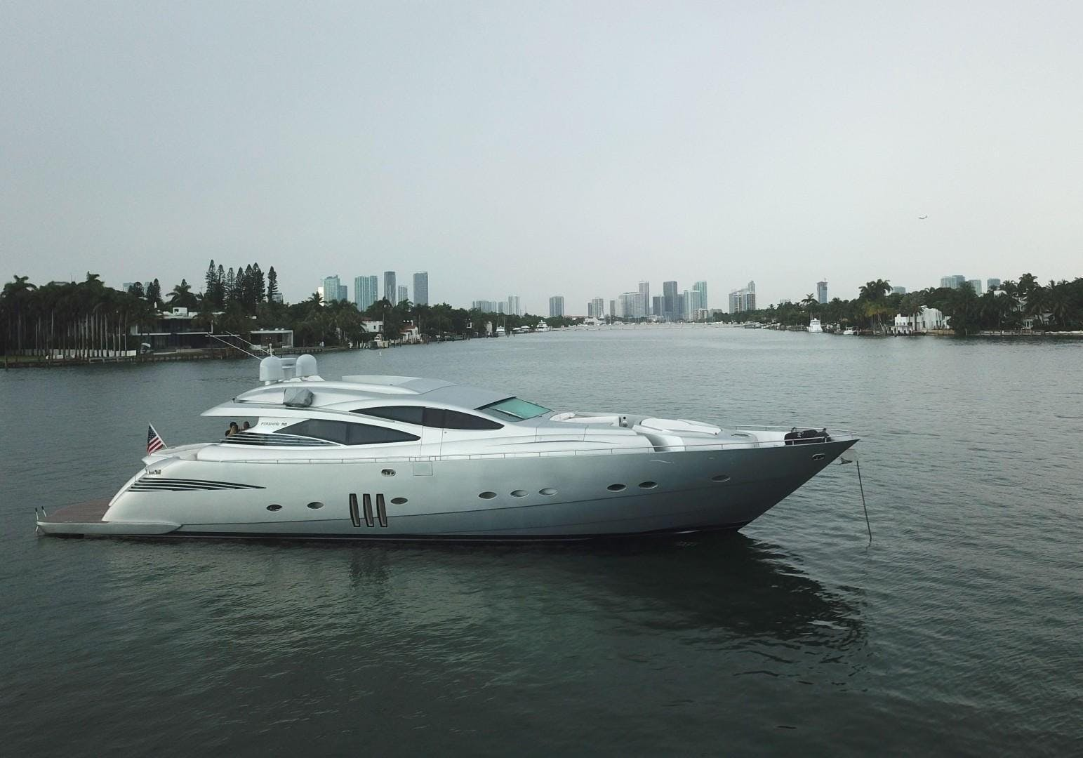 2007 Pershing 90'  YCM 90 | Picture 1 of 85