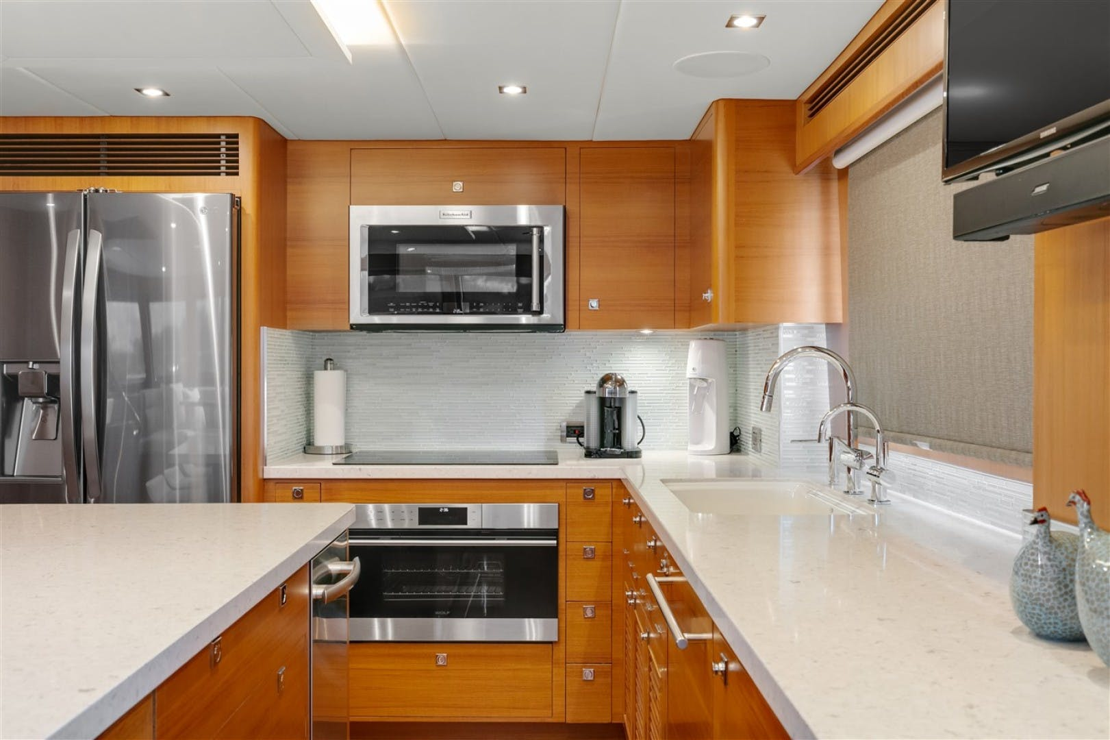 2018 Outer Reef Yachts 86' 860 Deluxbridge Skylounge RUFF SEAS | Picture 8 of 55