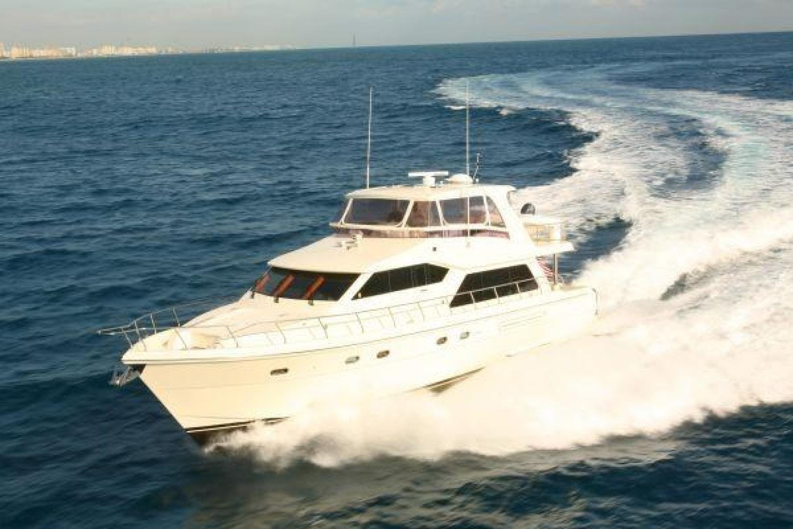 2008 Hampton 63' 630 PH Motoryacht The Premium Suite | Picture 1 of 49