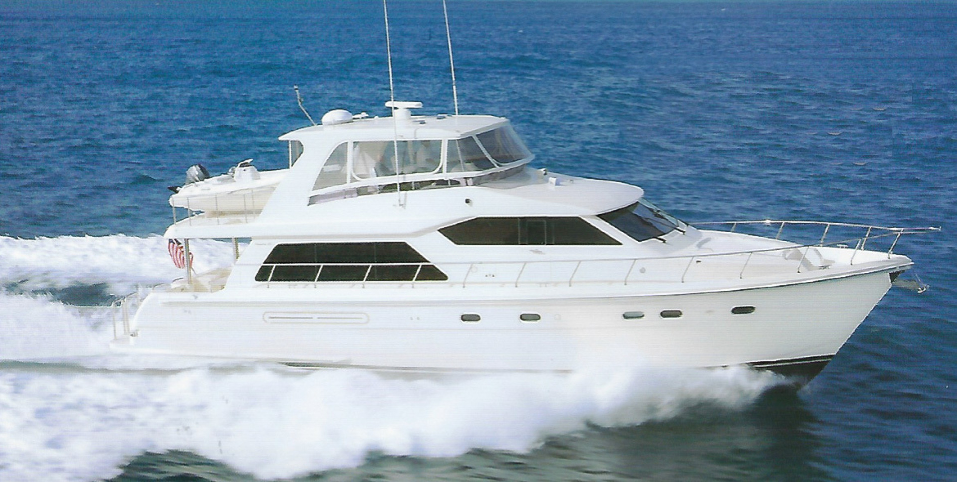 "2008 Hampton 63' 630 PH Motoryacht ""The Premium Suite"""
