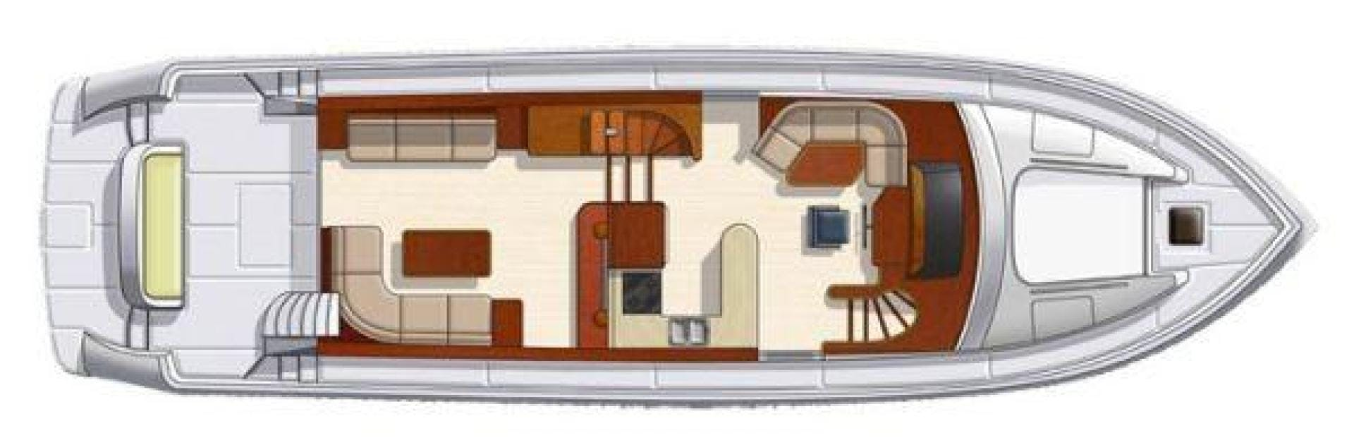 2008 Hampton 63' 630 PH Motoryacht The Premium Suite | Picture 7 of 49