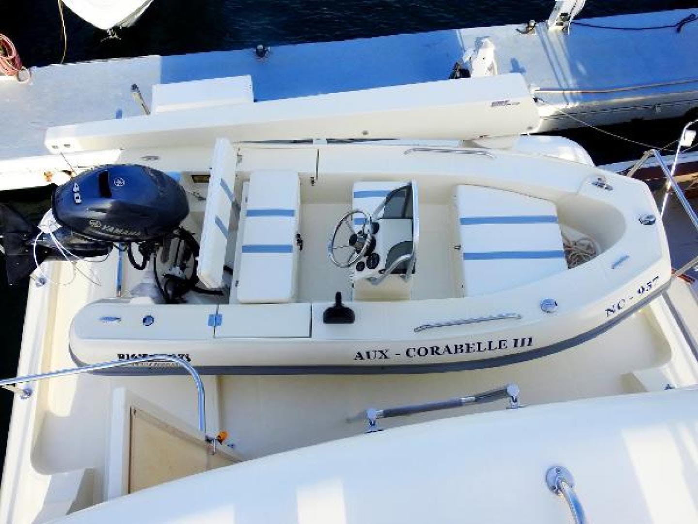 2009 Hampton 58' 580 Pilot House CORABELLE III | Picture 7 of 37