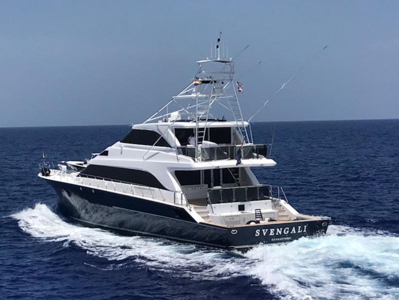 2003 Westship 103' Sportfish Yacht SVENGALI | Picture 8 of 82