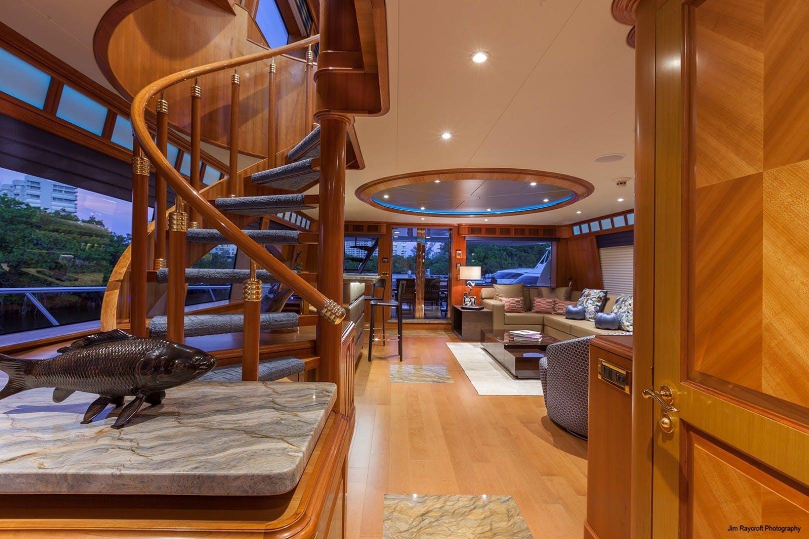 2003 Westship 103' Sportfish Yacht SVENGALI | Picture 2 of 82