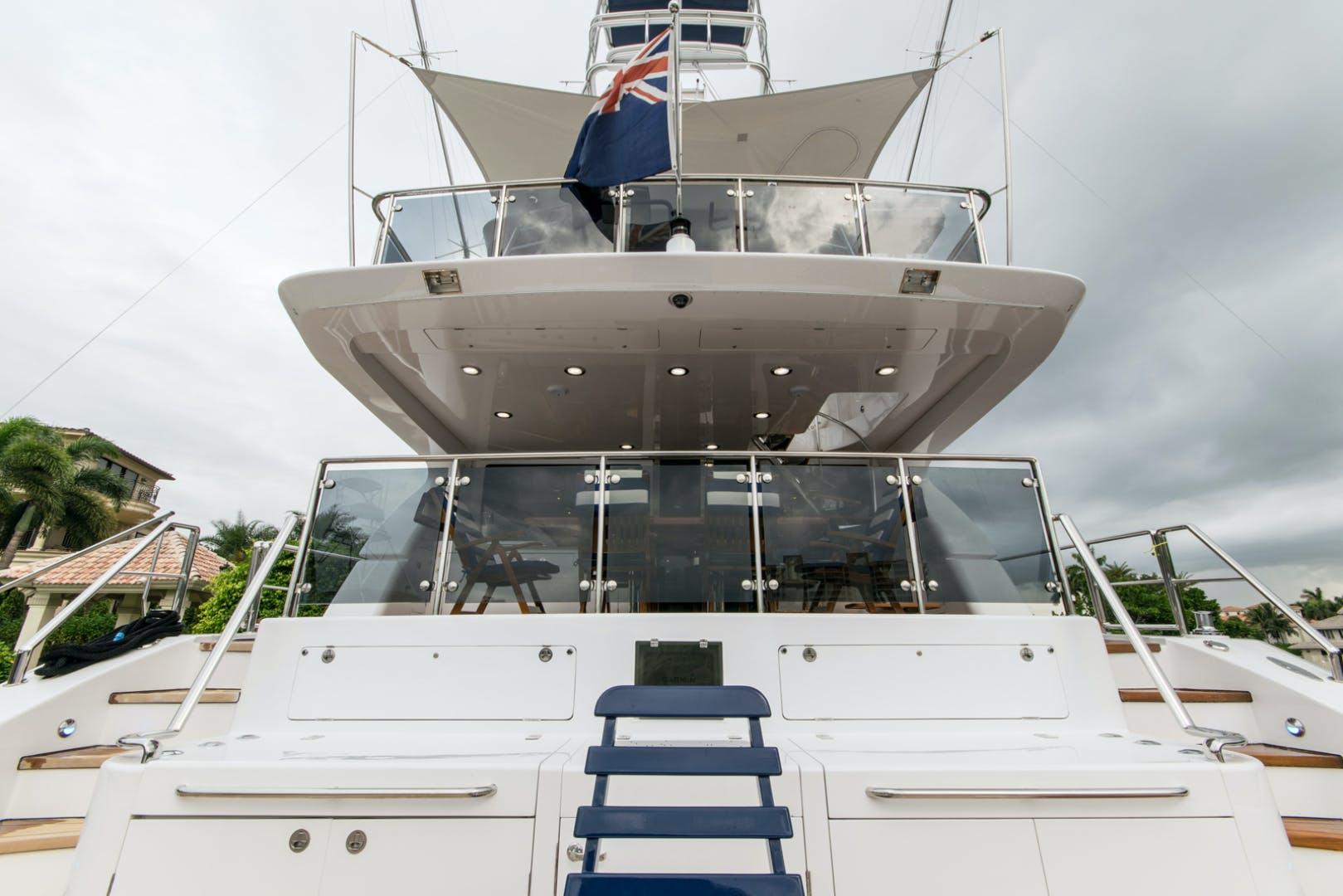 2003 Westship 103' Sportfish Yacht SVENGALI | Picture 5 of 82