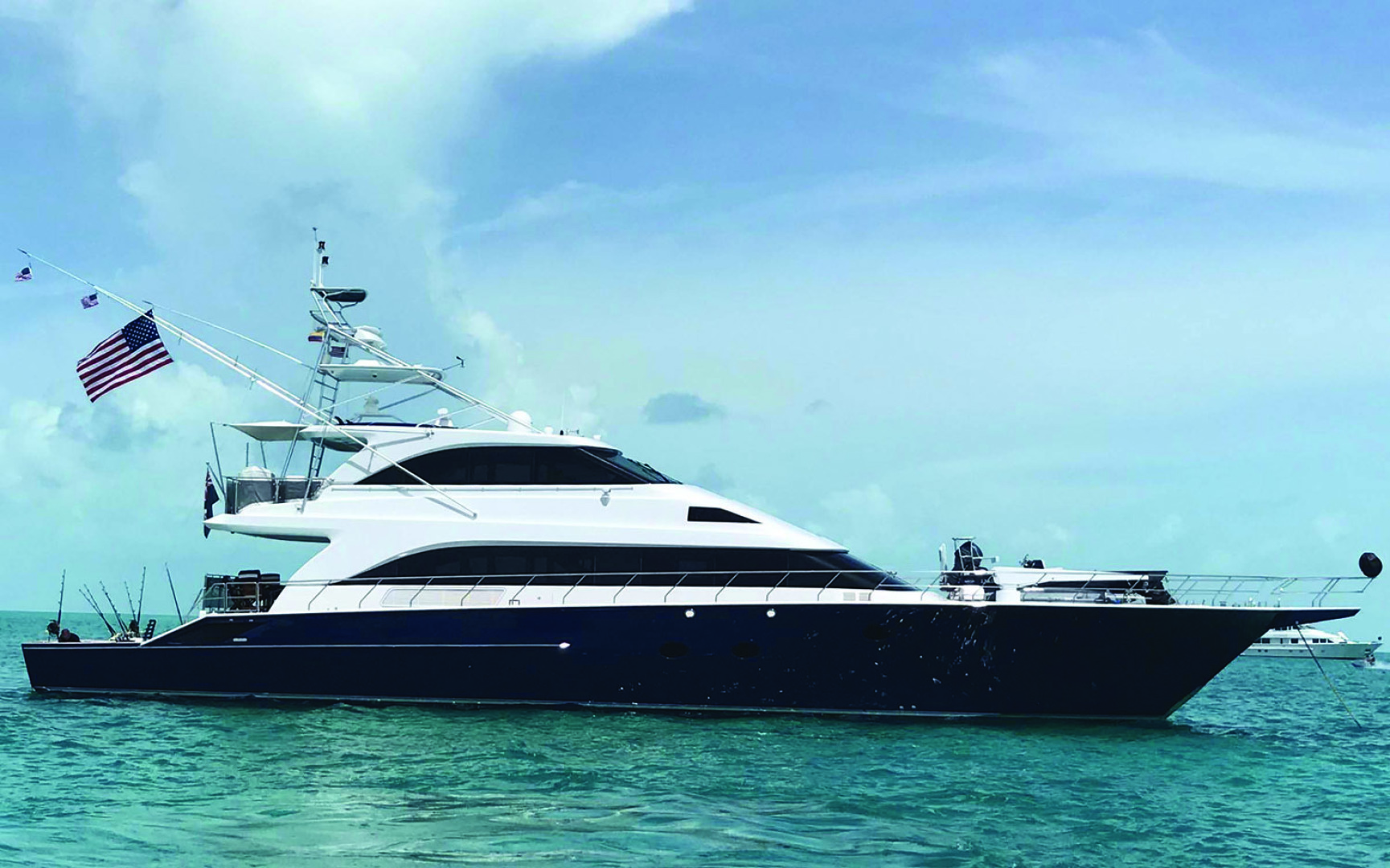"2003 Westship 103' Sportfish Yacht ""SVENGALI"""