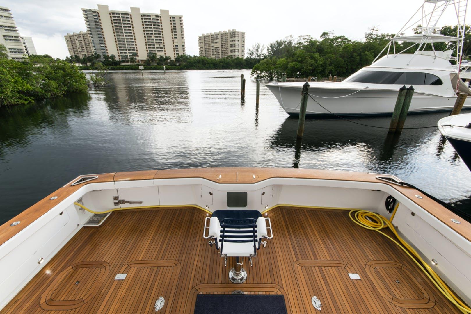 2003 Westship 103' Sportfish Yacht SVENGALI | Picture 1 of 82