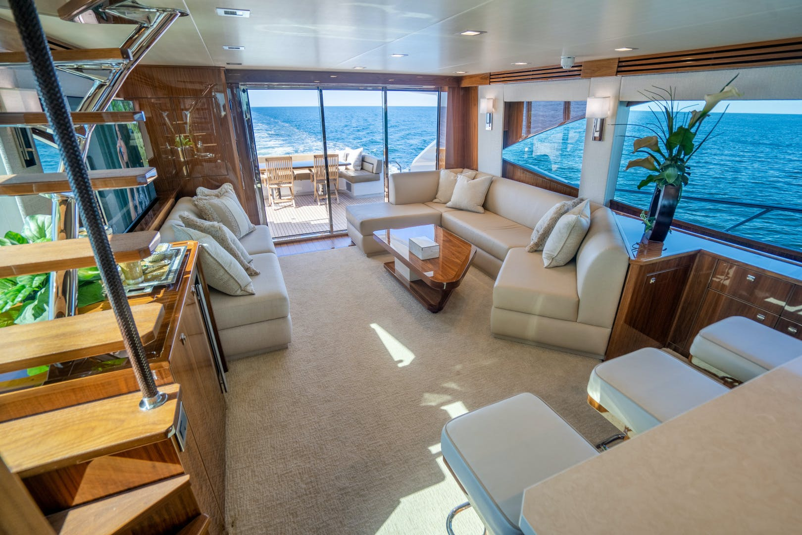 2018 Viking 75' 75 Motor Yacht Lulu | Picture 7 of 82