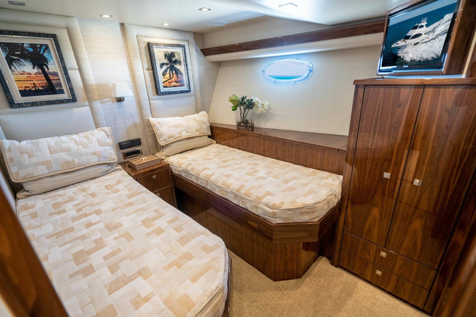 2018 Viking 75' 75 Motor Yacht Lulu | Picture 3 of 82