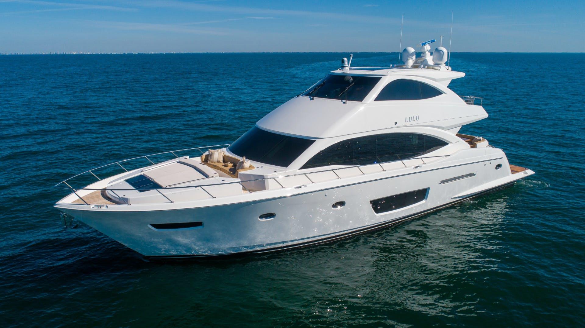 2018 Viking 75' 75 Motor Yacht Lulu | Picture 4 of 82