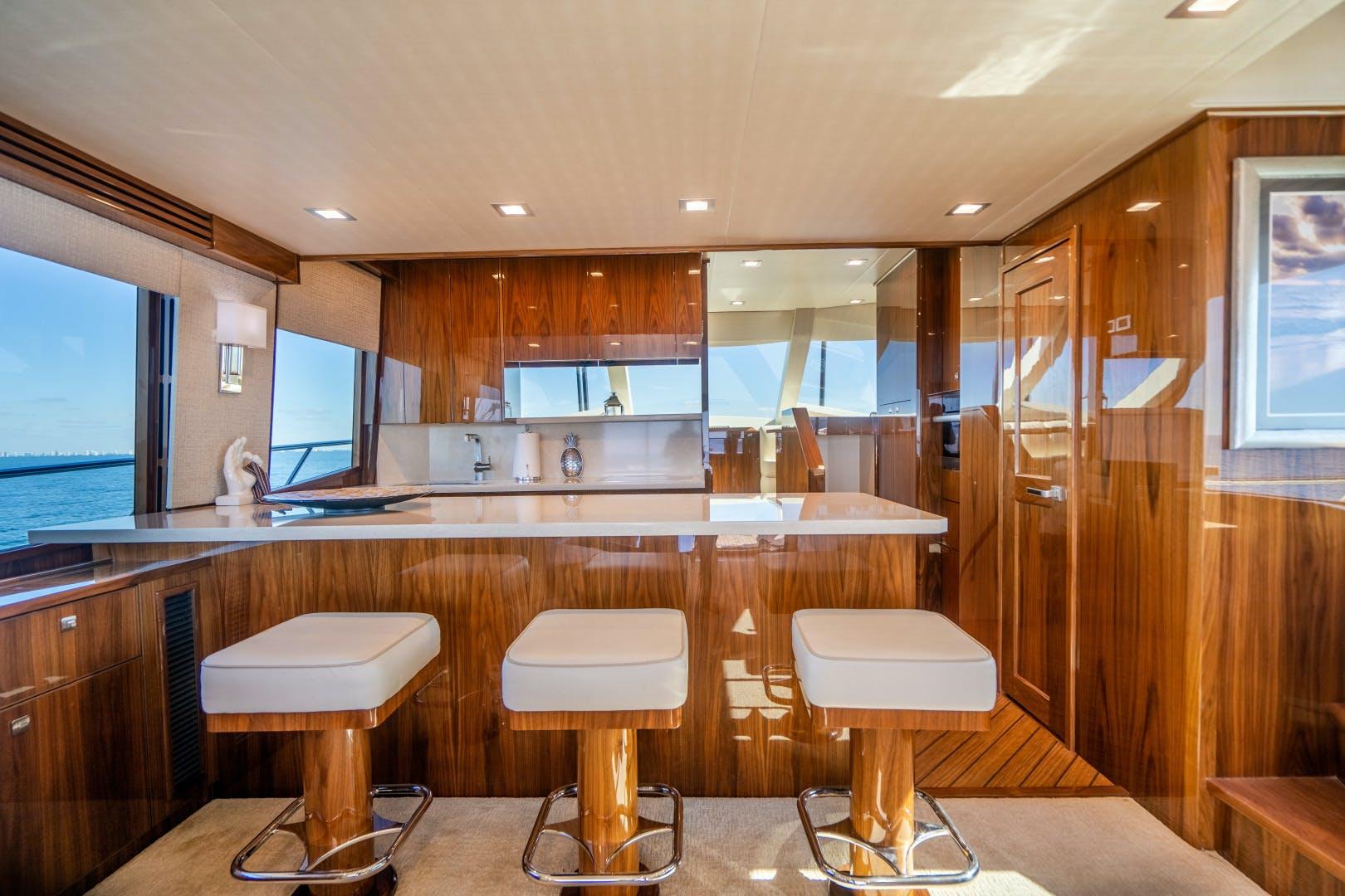 2018 Viking 75' 75 Motor Yacht Lulu | Picture 2 of 82