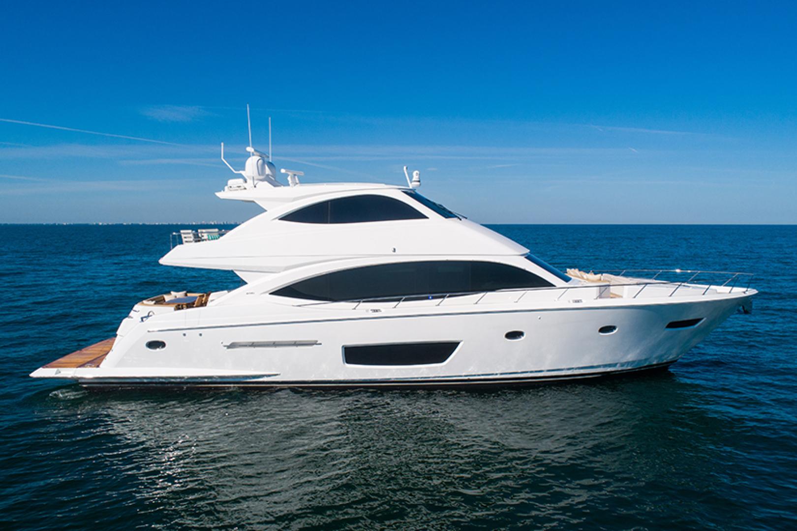 "2018 Viking 75' 75 Motor Yacht ""Lulu"""