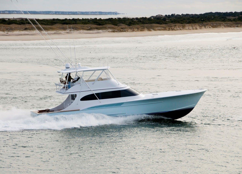 2010 Jarrett Bay 64' 64 Custom Carolina Convertible REEL QUICK | Picture 1 of 35