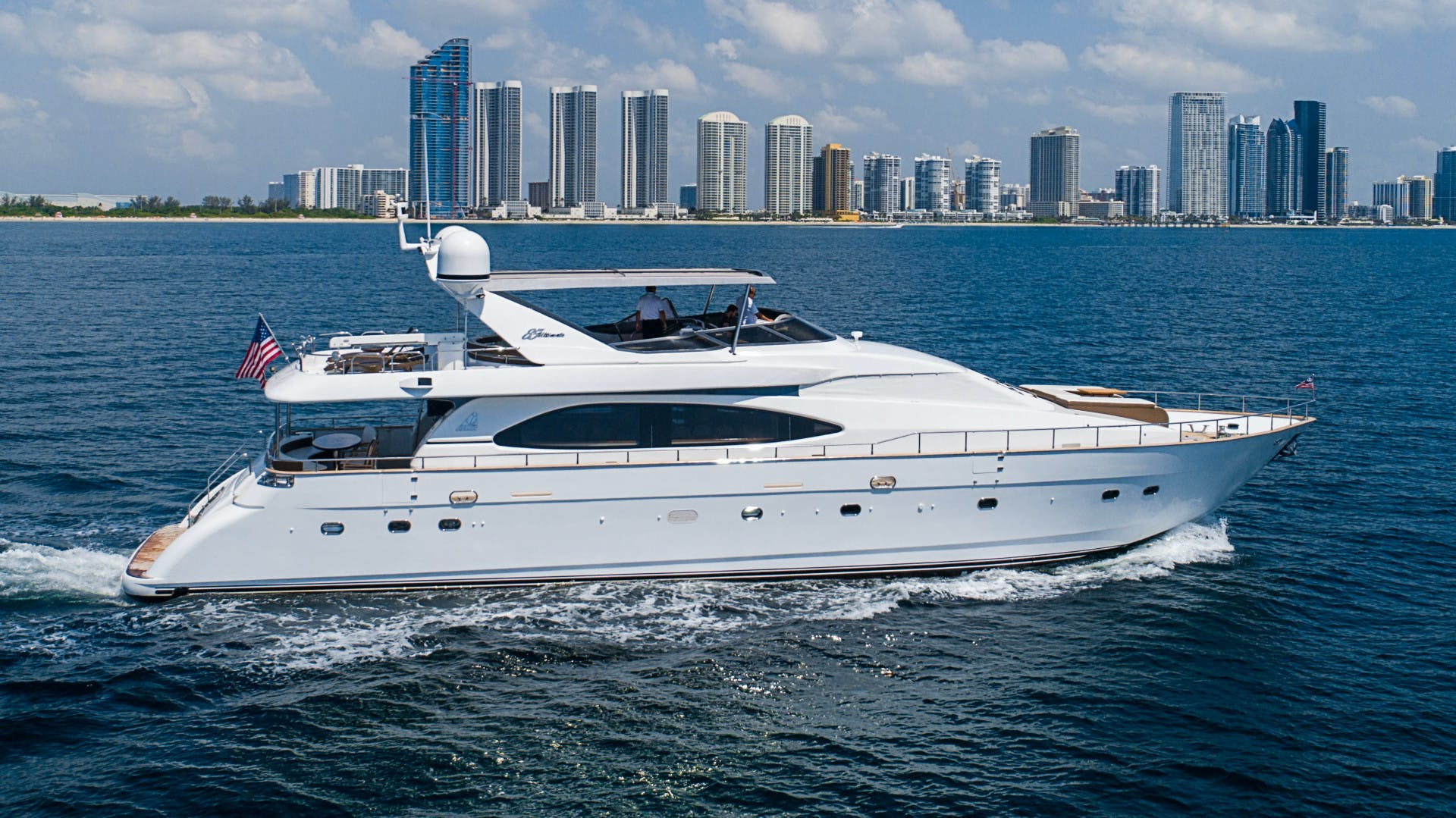 1999 Azimut 85' Ultimate ELIZEE | Picture 1 of 1