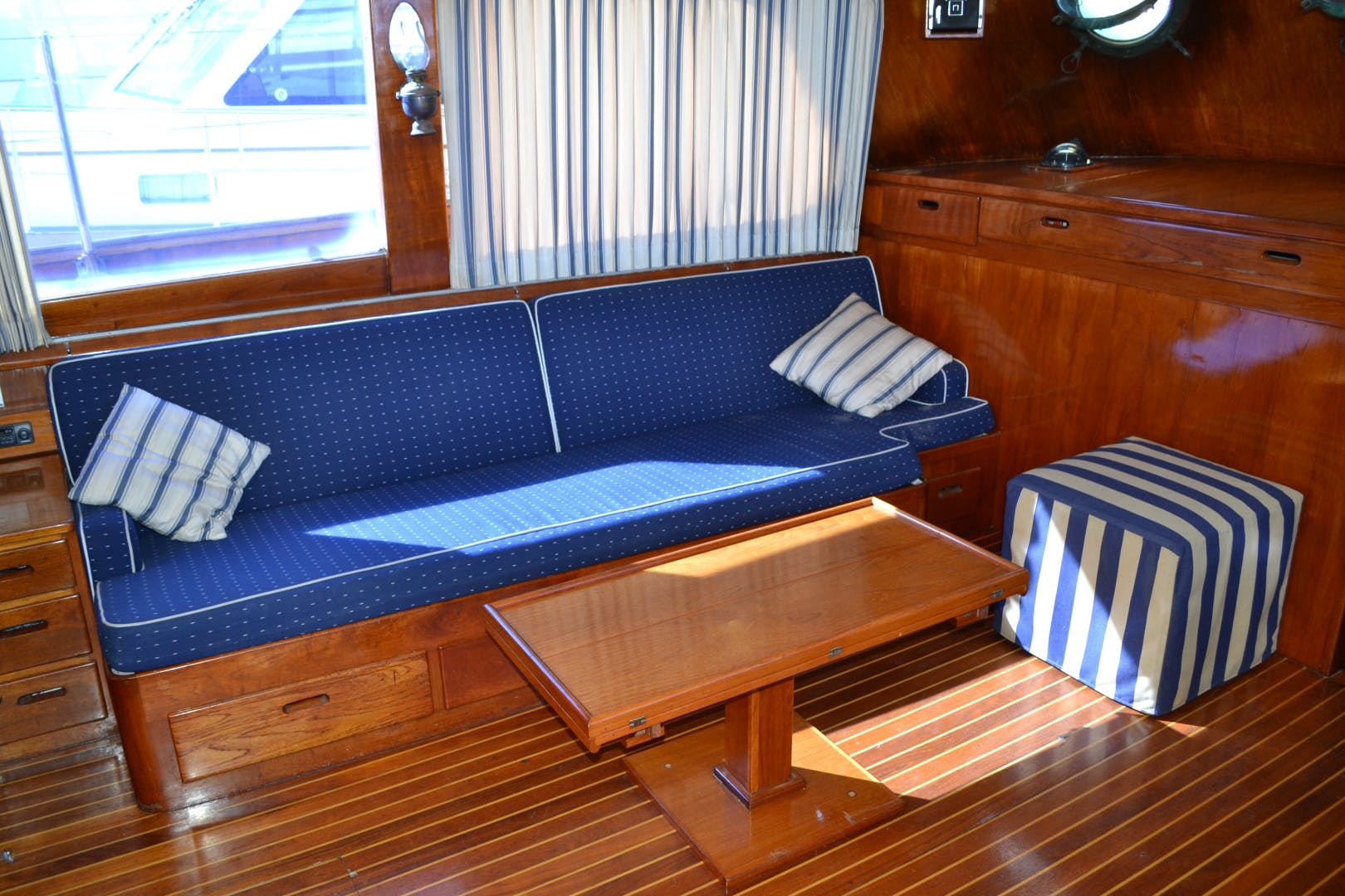 1961 Vic Franck 80' Cruising Sailboat TATOOSH | Picture 5 of 53